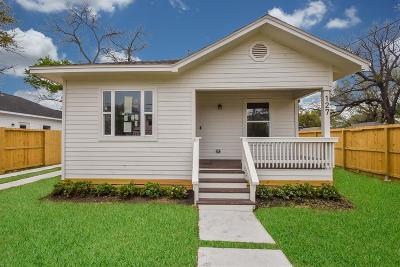 Houston Single Family Home For Sale: 127 Amundsen