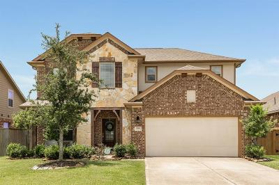 Pearland Single Family Home For Sale: 2814 Baywater Creek Ln