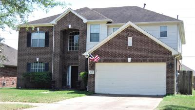 Cypress Single Family Home For Sale: 16535 Cypress Downs Drive