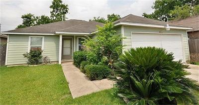 Houston Single Family Home For Sale: 8210 Colonial Lane