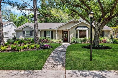 Briargrove Park Single Family Home For Sale: 1611 Briarpark Drive