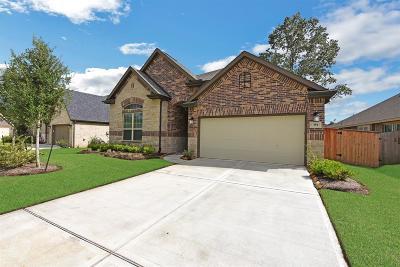 Montgomery Single Family Home For Sale: 354 Capriccio Lane
