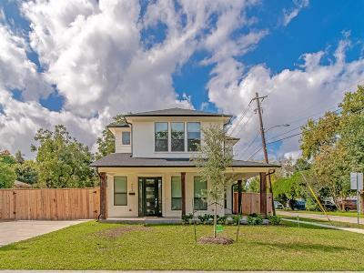 Houston Single Family Home For Sale: 4004 Erie Street