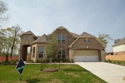 Kingwood Single Family Home For Sale: 3322 Lockridge Harbor