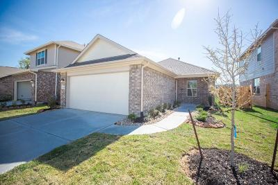 New Caney Single Family Home For Sale: 23721 Via Maria Drive