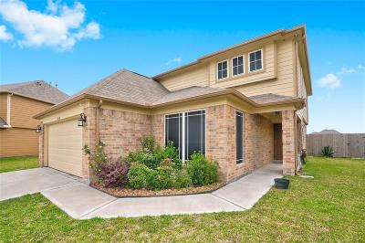 Rosenberg Single Family Home For Sale: 3010 Country Clearing Lane