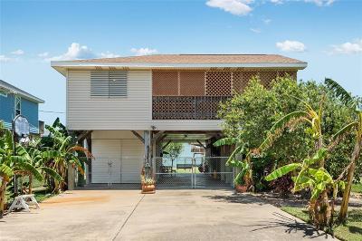 Galveston Single Family Home For Sale: 4115 Ector Drive