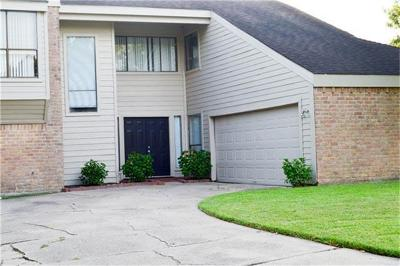 Houston Single Family Home For Sale: 1903 Rainlily Drive