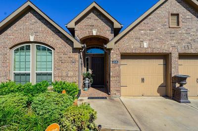 Fresno TX Single Family Home For Sale: $249,500