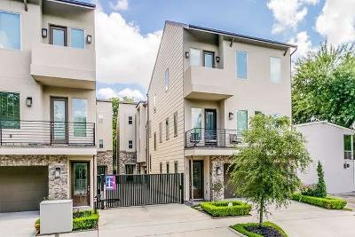 Houston Single Family Home For Sale: 211 Avondale Street