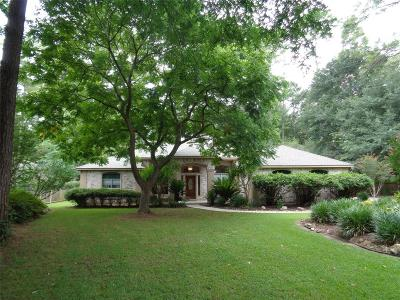 Tomball Single Family Home For Sale: 13503 Lost Creek Road