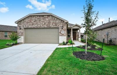 Richmond Single Family Home For Sale: 3218 Chimney Swift Lane