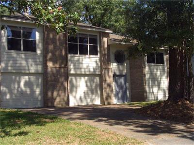 La Porte Single Family Home For Sale: 1014 Hackberry Street