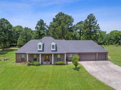Willis Single Family Home For Sale: 13824 Midway Drive