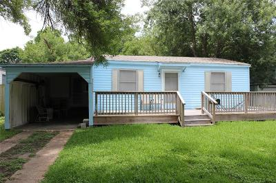 Texas City Single Family Home For Sale: 816 13th Avenue N