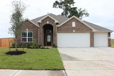 Conroe Single Family Home For Sale: 328 Red Maple Lane