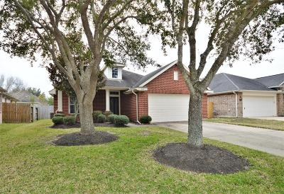 League City Single Family Home For Sale: 6172 Galloway Lane