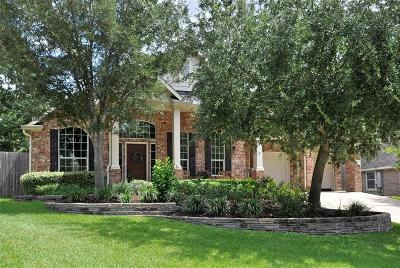 The Woodlands Single Family Home For Sale: 151 E Concord Valley Circle