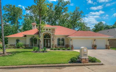 Montgomery Single Family Home For Sale: 13411 Hilton Head Drive