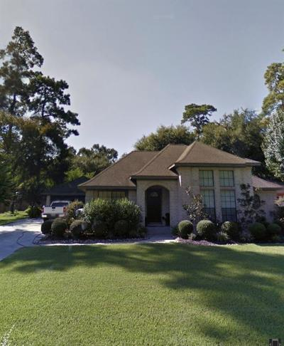 Humble Single Family Home For Sale: 9810 Marblehead Drive