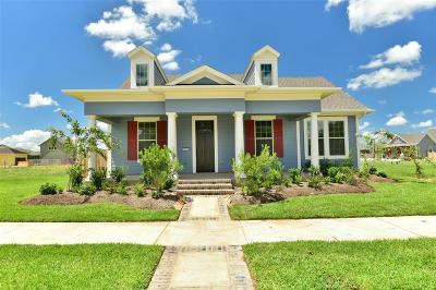 Cypress Single Family Home For Sale: 16819 Seminole Ridge