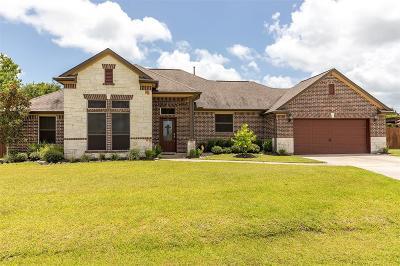 Santa Fe Single Family Home For Sale: 12303 Trista Court