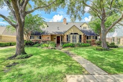 Houston Single Family Home For Sale: 631 Val Lena Drive