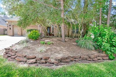 The Woodlands Single Family Home For Sale: 8 Flagstone Path