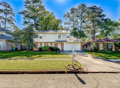 Conroe Single Family Home For Sale: 222 Hartford Drive