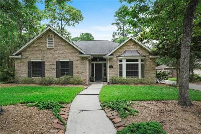 Spring Single Family Home For Sale: 22 Duskwood Place
