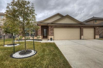 Manvel Single Family Home For Sale: 21 Coconut Palms Court