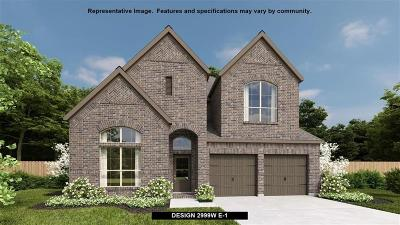 Pearland Single Family Home For Sale: 13606 Canyon Gale Lane