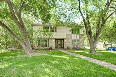 Houston Single Family Home For Sale: 4615 Geneva Drive