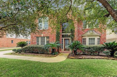 Single Family Home For Sale: 13819 Brannon Field Lane