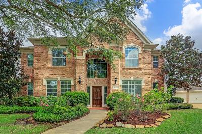 Katy Single Family Home For Sale: 2227 Wild Dunes Circle