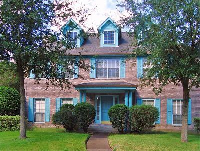 Deer Park Single Family Home For Sale: 4017 Regency Drive
