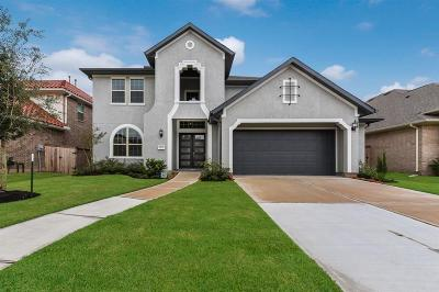 Sugar Land Single Family Home For Sale: 5422 Clouds Creek Lane