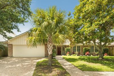 Galveston Single Family Home For Sale: 36 Quintana Drive