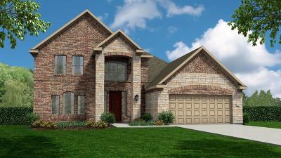 Rosenberg Single Family Home For Sale: 8235 Longear Lane