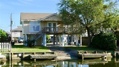 Bayou Vista Single Family Home For Sale: 161 Barracuda Street