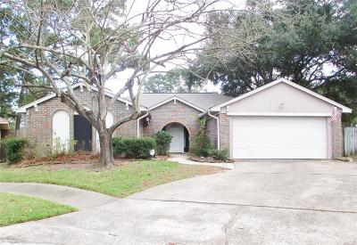 Spring Single Family Home For Sale: 6014 Coachgate Drive