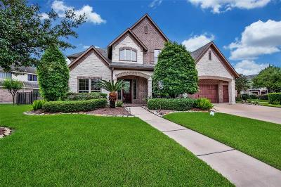 Katy Single Family Home For Sale: 23126 Isthmus Cove Court