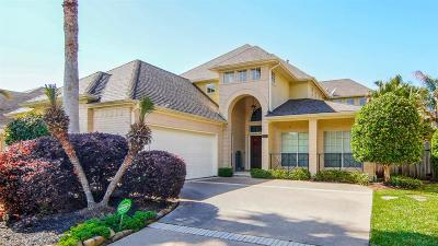 Kemah TX Single Family Home For Sale: $345,000