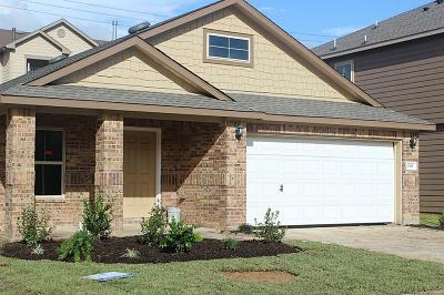Houston TX Single Family Home For Sale: $193,990