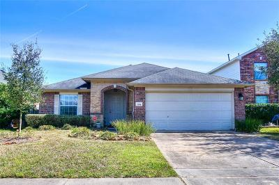 Katy Single Family Home For Sale: 2814 Lakecrest Way Drive