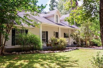 Single Family Home For Sale: 19810 White Dove Trail