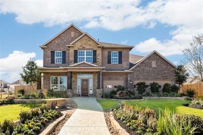 Katy Single Family Home For Sale: 3106 Glenwick Pass