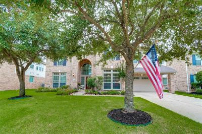 Katy Single Family Home For Sale: 2403 Blue Water Bay Drive