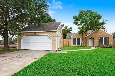 Houston Single Family Home For Sale: 1315 Bonanza Road