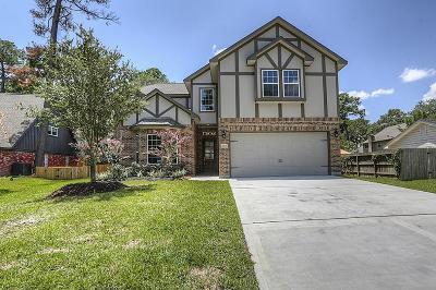 Spring Single Family Home For Sale: 17815 Freida Lane